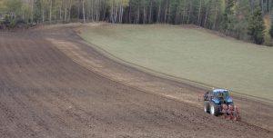 Reduksjon i nedbygging av dyrka mark