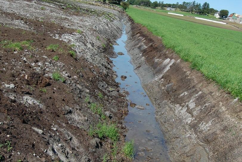 Tilskudd til drenering av jordbruksjord